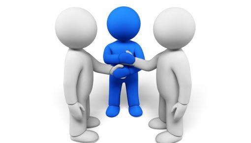 Поиск кредитора через финансовых посредников