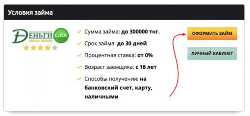 МФО «Деньги Click»