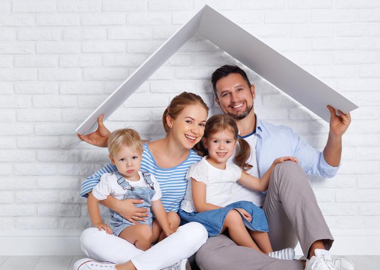 Ипотека с господдержкой для семей с детьми